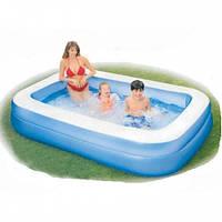 Надувной бассейн в дом Intex 56483, надувные матрасы, надувные кровати, кресла, товары Intex