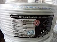 Провод ПВС 2х1,0 (Запорожский завод цветных металлов)