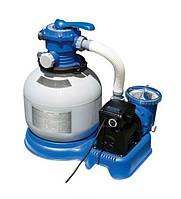 Фильтр-насос песочный Intex 28646 (56686), аксессуары Intex, насосы, весла, комплектующее для купания, товары