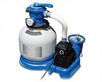 Фильтр-насос Intex 28648 (56674) для бассейнов, аксессуары Intex, насосы, весла, комплектующее для купания