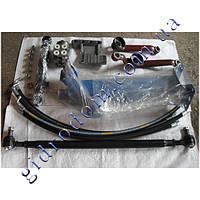 Комплект переоборудования МТЗ-80 с ГУРа на насос-дозатор (гидроруль)