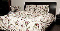 Постельное двухспальное белье 100% хлопок Бязь-Голд Украина, фото 1