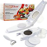 Овощерезка Nicer dicer,товары для кухни, овощерезка,тостеры,чайники,кофеварки