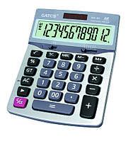 """Калькулятор """"EATES"""" BM-8V (12 разрядный, 2 питания)"""