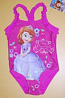 Купальник детский Принцесса София Артикул 52120-м Размеры 3 года
