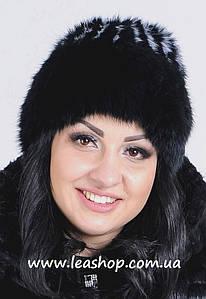 "Жіноча хутрова шапка ""Кубанка"""