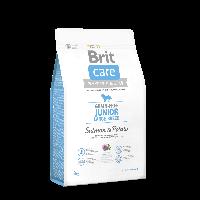 Brit  Care GF Junior Large Breed Salmon & Potato - сухой корм для щенков гигантских пород