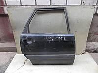 Дверь зад прав (черная) Audi 100 C3 (82-91), фото 1