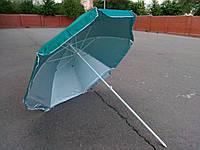 Круглый зонт с клапаном и без клапана, пляжный зонт, товары для отдыха