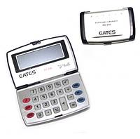 """Калькулятор """"EATES"""" RC-240 (12 разрядный, раскладывающийся, 2 питания)"""