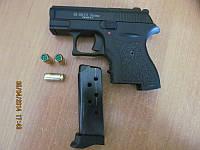 Стартовый пистолет Ekol Botan Black, пистолеты, стартовые, оружие, шумовые