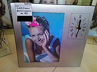 Фоторамка + часы FOTO FRAMER 5-420
