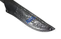 Чехол для ножа без гарды (чёрный), снаряжение для охоты, спортивное снаряжение, комплектующее для оружия