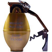 Зажигалка газовая Граната №4459-1, зажигалки, сувенирные подарки, зажигалка граната, оригинальные зажигалки