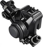 Тормозной калипер Shimano BR-M375.с адаптером R160-R180
