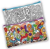 Набор для творчества Danko toys My Color Clutch Пенал-раскраска (ФР-00006021)