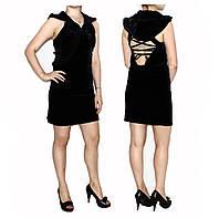 Платье вискоза+лайкра для женщин р. 46   арт. 420 Турция