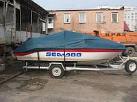 Тенты на катера и лодки. Пошив тентов в Харькове., фото 1