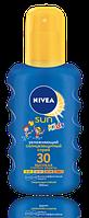 Детский увлажняющий солнцезащитный спрей SPF 30 (200 мл.)
