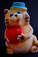 Копилка Влюбленный кот флок.