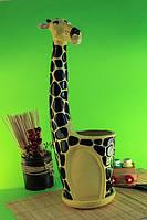 Кашпо для цветов Жираф