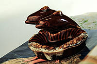 Керамическая пепельница Дельфины.