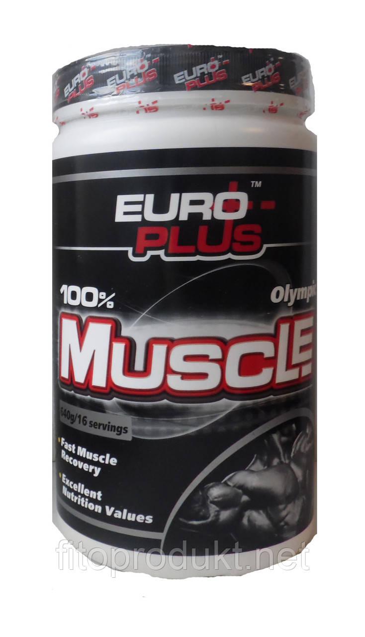 MUSCLE / Олимпик Маскл / банка 640г/ваниль/шоколад