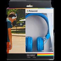 Наушники Polaroid, синие, фото 1