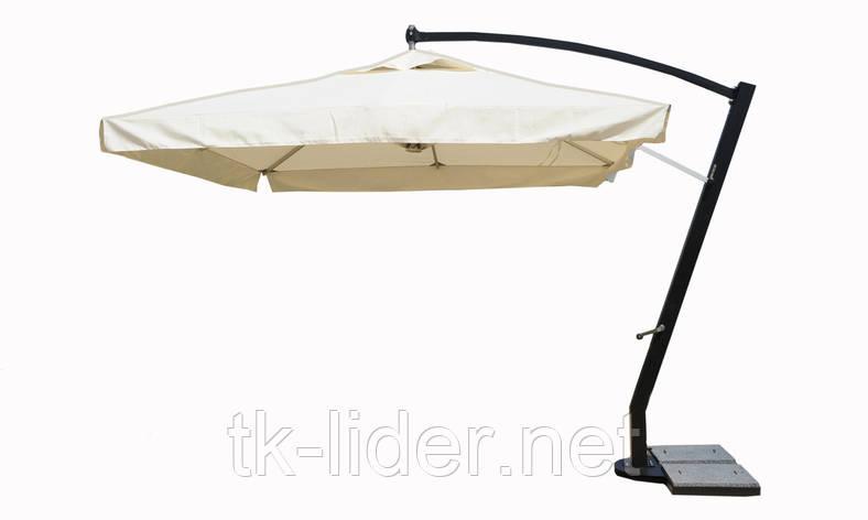 Консольный зонт однокупольный XL, фото 2