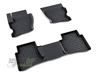 Агатек коврики в салон Land Rover DISCOVERY 4 - полиуретановые