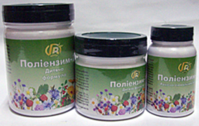 Полиэнзимы (полизимы). Природные ферменты + травы на основе меда.