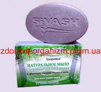 Мыло натуральное на основе лечебной грязи залива Сиваш, пихтовое (80г)