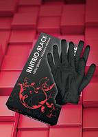 Перчатки нитриловые RNITRIO-BLACK, фото 1
