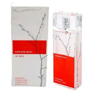 Наливная парфюмерия №1 (тип  аромата   IN RED) Реплика
