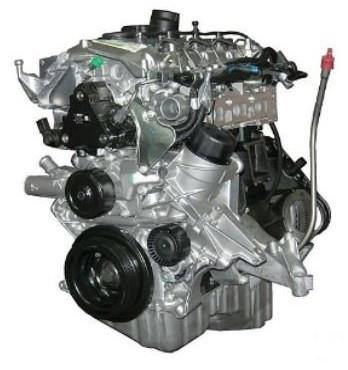 Запчасти двигателя Mercedes Vito 638