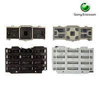 Клавиатура для Sony Ericsson K770, черная, оригинал