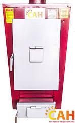 Бытовой котел на твердом топливе САН-ТЕРМО мощностью 20 кВт