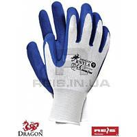 Rnyla wn - 10 перчатки защитные из нейлона покрытые каучуком TM Reis