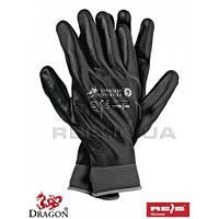Rnifo-full sb - 7 перчатки защитные из нейлона с полным нитриловым покрытием reis