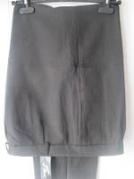 Черные костюмные брюки для мужчины