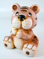 Фигурка Тигр керамика