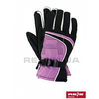 Rskila vb - m перчатки защитные женские утепленные флисом TM Reis