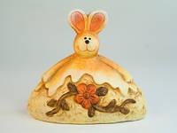 Фигурка из керамики Заяц