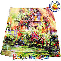 Яркие летние юбки для девочек от 3 до 9 лет (4383)