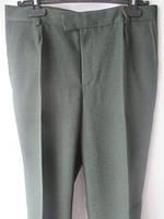 Зеленые брюки мужские