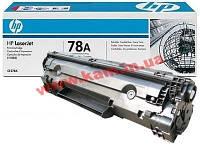 Восстановление картриджа Hp CE278A (PSR-T-U-VK-HP-CE278A)