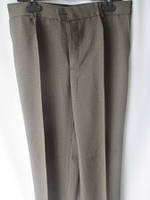 Коричневые брюки в классическом стиле  , фото 1