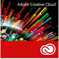 Creative Cloud for teams Multiple Platforms Multi European Languages 1 USER 1 Year (65227498BA01A12)
