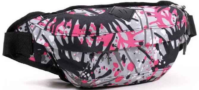 Небольшая сумка на пояс из полиэстера Wallaby 2903, розовый