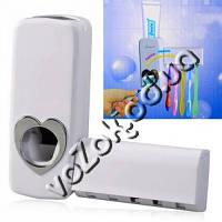 Автоматический дозатор зубной пасты и держатель щеток Juxin JX-889 Kaixin KX-889